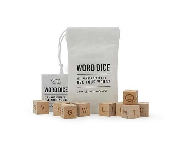Word Dice Game