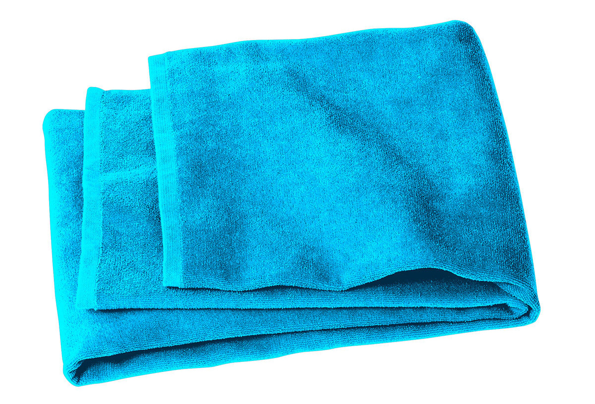 turquoise value towel